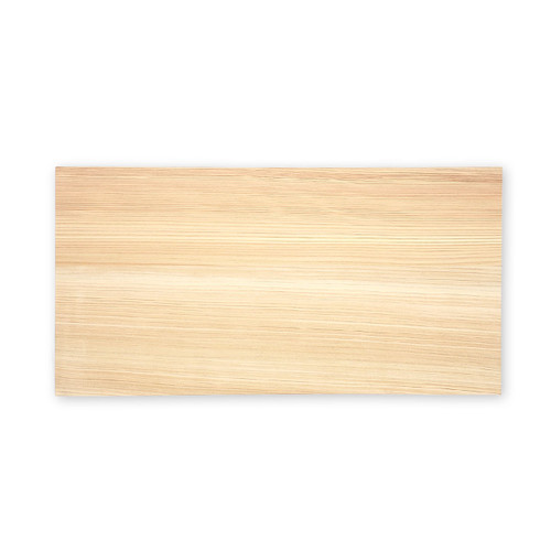 "[NEW] Hinoki Cutting Board  16.5"" x 8.25"" x 1.6"" ht"