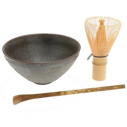 [NEW] Ceremonial Matcha Tea Set Natsume Kuro