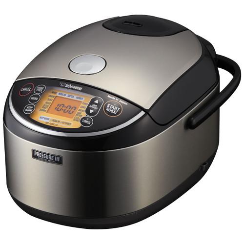 Zojirushi 10 Cup ETL IH Pressure Rice Cooker & Warmer NP-NWC18