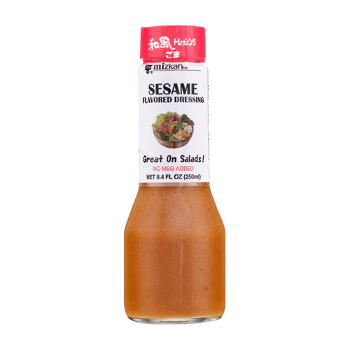 Mizkan No-MSG Japanese Style Sesame Dressing 8.4 fl oz / 248ml