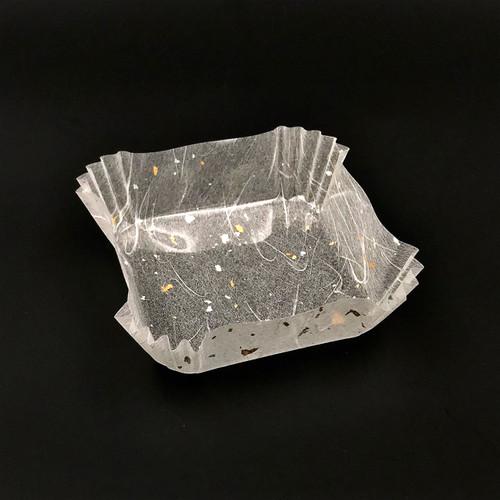 """Disposable Plastic Portion Cup Square LG 3.5""""x3.5"""" 300 pcs"""