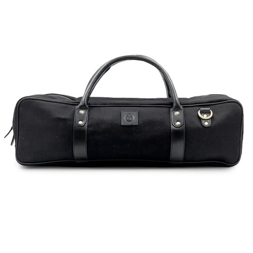 [NEW] Black Canvas All Purpose Knife Bag