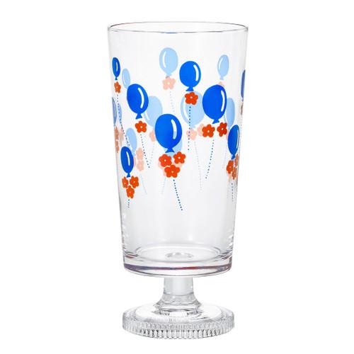 Aderia Retro Parfait Glass with Short Stem Balloon 10.3 fl oz