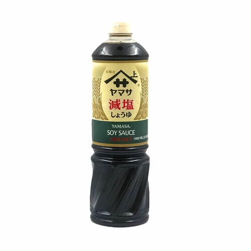 Yamasa 減塩 Genen Low Sodium Soy Sauce 34 fl oz / 1000ml