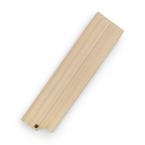 "Wooden Knife Saya Cover for Usuba Knife 210mm (8.2"")"