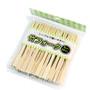 "Bamboo Fork Skewers 3.5"" (50 pcs /pack)"
