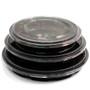 "P-14 Round Momiji Leaf Take Out Platter 12.2"" dia (100/case)"