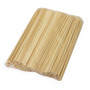"9.5"" Disposable Bamboo Chopsticks - 3000 Pairs / Case"