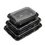 "CZ-7 Take Out Sushi Tray 8.1"" x 5.1"" (500/case)"