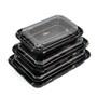 """CZ-9 Take Out Sushi Tray 9.25"""" x 6.3"""" (300/case)"""