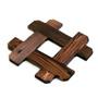 Wooden Base for Hotpot