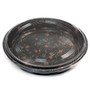 "P-15 Round Momiji Leaf Take Out Platter 13.9"" dia (100/case)"