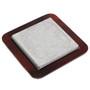 """[Clearance] Ishiyaki Hot Lava Stone Plate 8.5"""""""