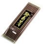 Maroon Lacquered Chopsticks (10 pairs/pack)