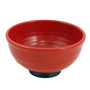 "Red Noodle Bowl 36 fl oz / 6.75"" dia"