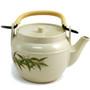 Bamboo Leaf Melamine Teapot 57 fl oz