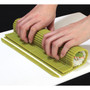 "Hasegawa Antibacterial Plastic Non-Stick Sushi Rolling Mat (Makisu) 10"" x 9.5"""