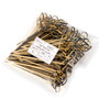 "Knotted Bamboo Skewers 4"" (100/pack)"
