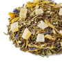 Lupicia Jardin Sauvage Rooibos Tea Non Caffeine Mango and Citrus Flavored 10 Tea Bags