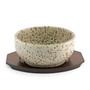 Wooden Base for Bibimbap Bowl (98931)
