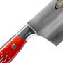 """Nenox Kiritsuke Tip Gyuto 240mm (9.4"""") Red Jigged Bone Handle"""