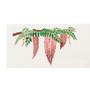 "[Clearance] Japanese Wisteria Flower Chopstick Sleeve 5"" Length (250/pack)"