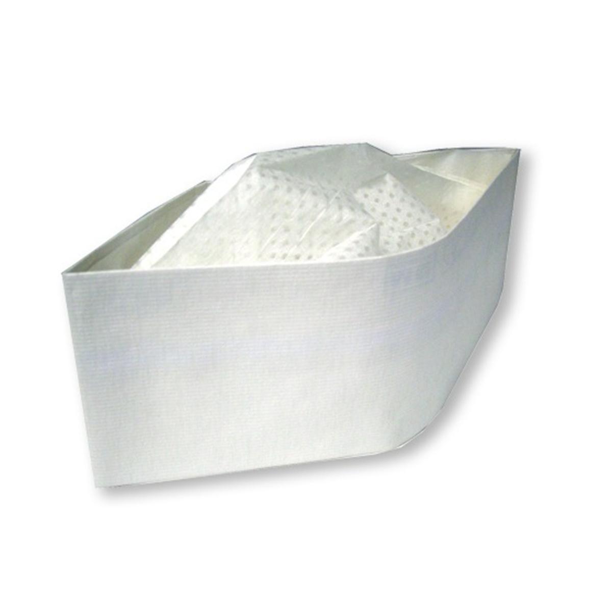 Disposable White Caps (50/box)