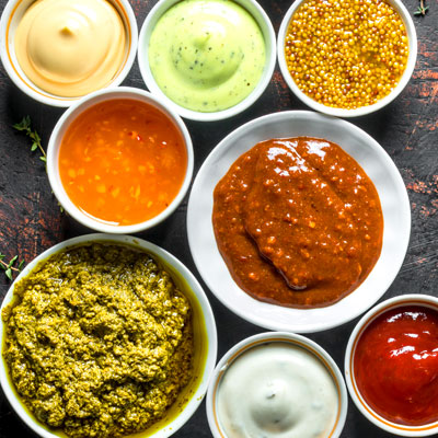 Other Sauces & Dressing