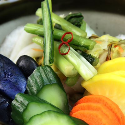 Prepared Vegetables