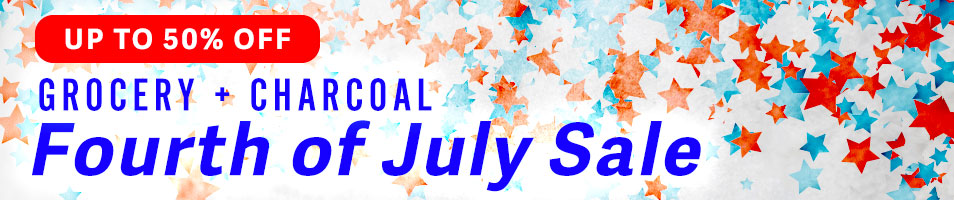 Fourth of July Sale up to 50% off