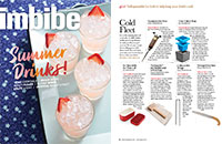 Imbibe 2019 July August Summer Issue Yamachu Ice Pick