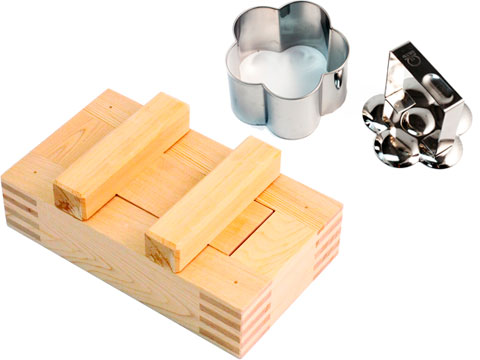 Rice Presses & Molds
