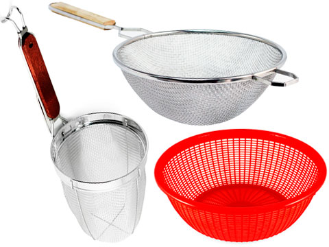 Colanders and Strainers