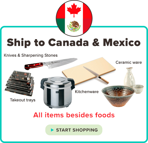 International Shipping from the U.S. to Canada and Mexico