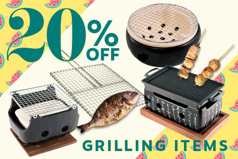 20% off Grilling Items