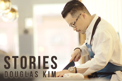Douglas Kim's creative passion for modernizing Korean cuisine