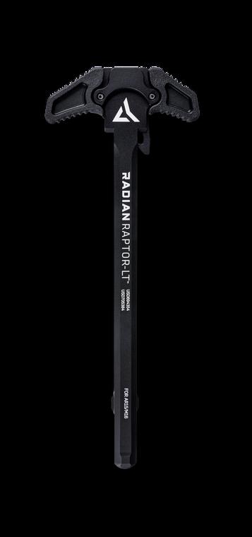 Radian Raptor LT Ambidextrous Charging Handle AR15 - Black