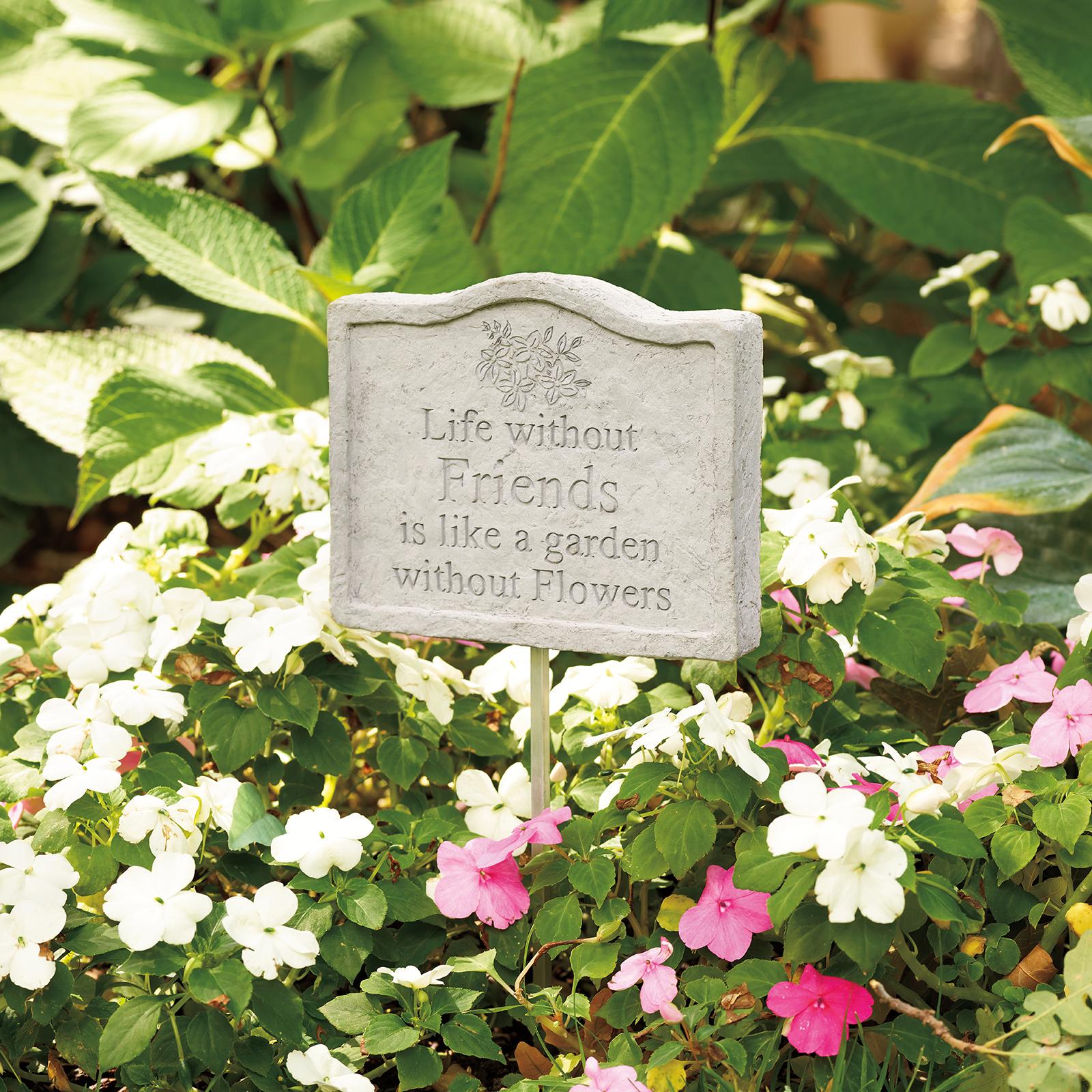 Monticello Garden Stake