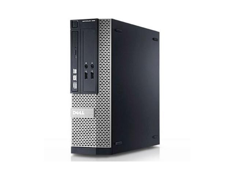 DELL Optiplex 390 SFF Pentium G620 2.60Ghz 4GB RAM 500GB HDD DVD Windows 10 Pro ~ GRADE B