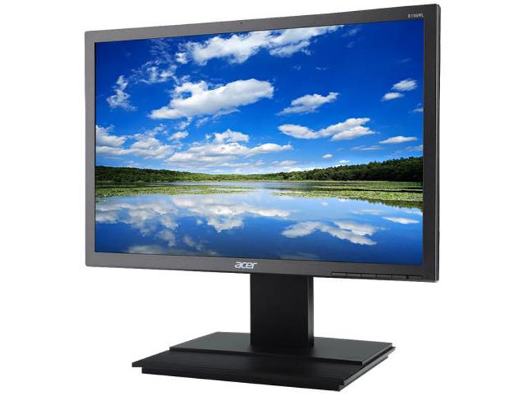 "Acer V196WL  - 19"" LCD Monitor"