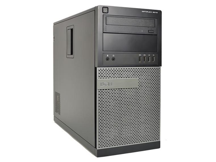 Special Edition DELL OptiPlex 9010 MTW Core i5 3.40GHz  (3rd Gen.) 8GB RAM 1TB HDD DVD-RW Windows 10 Pro