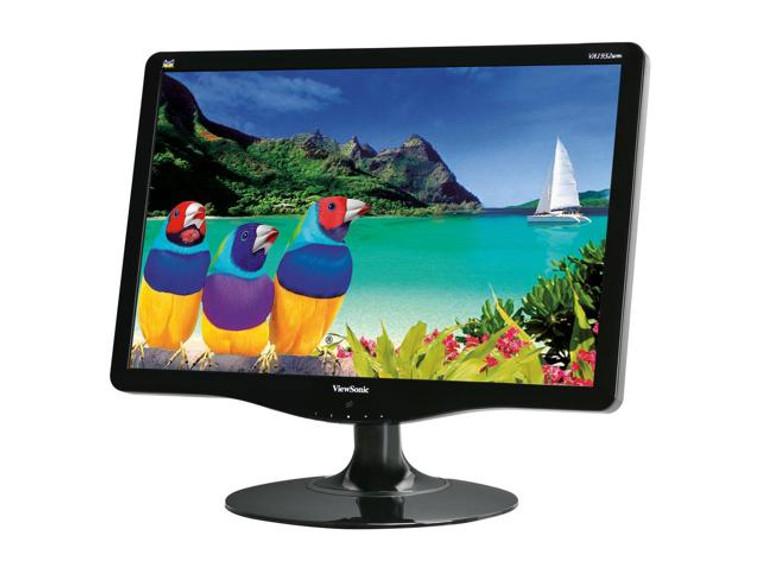 "ViewSonic VA1932wm - 19"" LCD Monitor ~ FREE SHIPPING"