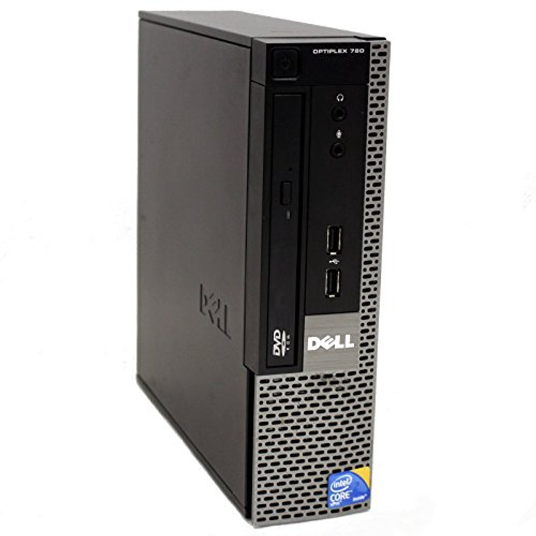 DELL Optiplex 780 USFF Pentium Dual-Core 3.2Ghz 4GB RAM 128GB SSD DVD-RW  Windows 10 Pro ~ FREE Shipping