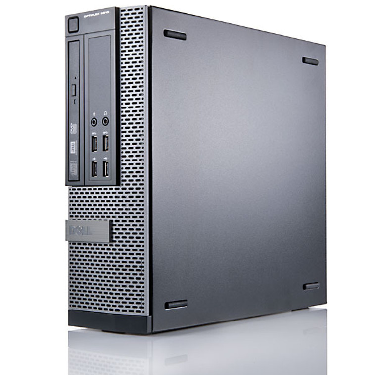 DELL OptiPlex 9020 SFF i7 Quad Core 3.40GHz (4th Gen.) 8GB RAM 500GB HDD DVD-RW Windows 10 Pro ~ FREE Shipping