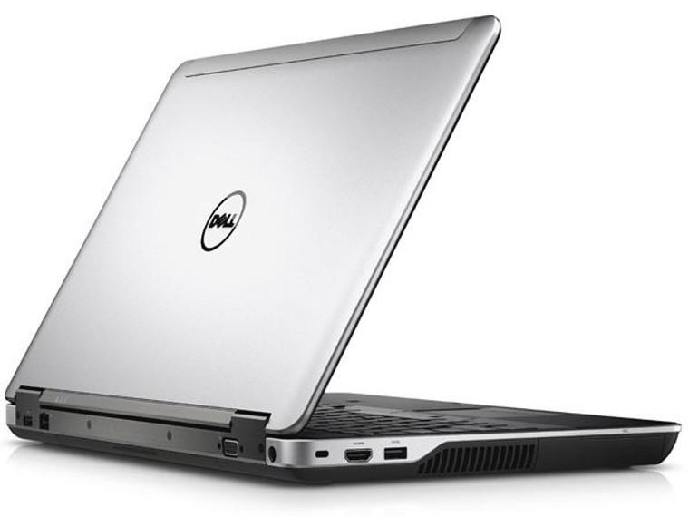 "DELL Laptop Latitude E6540 i7 3.00Ghz (4th Gen.) 15.6"" 8GB RAM 128GB SSD DVD-RW Webcam AMD Radeon HD 8790M Windows 10 Pro"