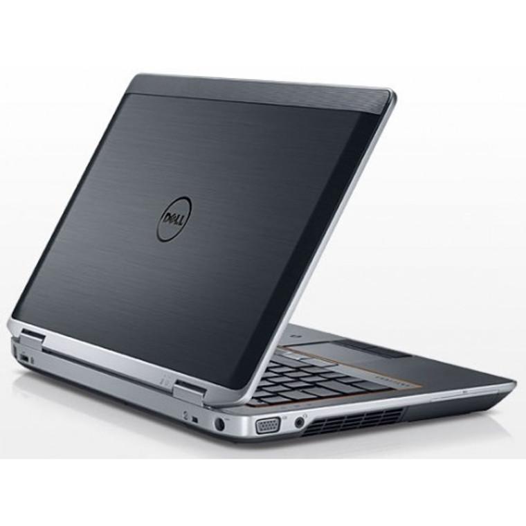 "DELL Laptop Latitude E6320 i5 2.60Ghz (2nd Gen.) 13.3"" 4GB RAM 128GB SSD DVD-RW Webcam Windows 10 Pro"