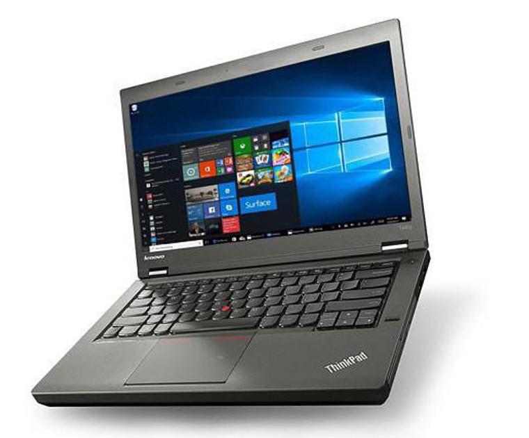 Lenovo ThinkPad T440p Core i5 (4th Gen.) 2.6GHz 8GB RAM 240GB SSD DVD-RW Webcam Windows 10 Pro