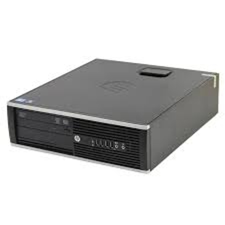 HP 6300 Pro SFF Core i5 (3rd Gen) 3.20GHz 8GB RAM 500GB HDD DVD-Rom Windows 10 Pro