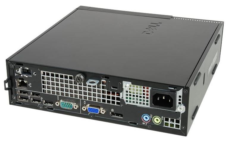 DELL OptiPlex 9020 USFF Core i5 2.90GHz (4th Gen.) 8GB RAM 256GB SSD DVD Windows 10 Pro