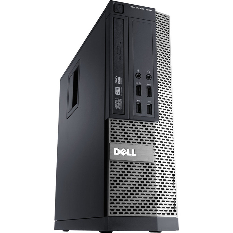 Special Edition DELL OptiPlex 7010 SFF Core i5 2.90GHz (3rd Gen.) 4GB RAM 250GB HDD DVD Windows 10 Pro